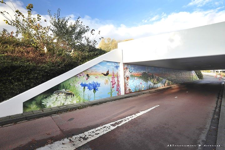 2017 10 Fietstunnel