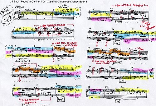 2017 11 Bach Fugue